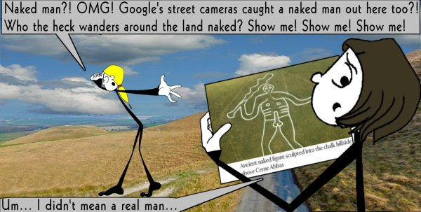 The naked man 2 The Shticks