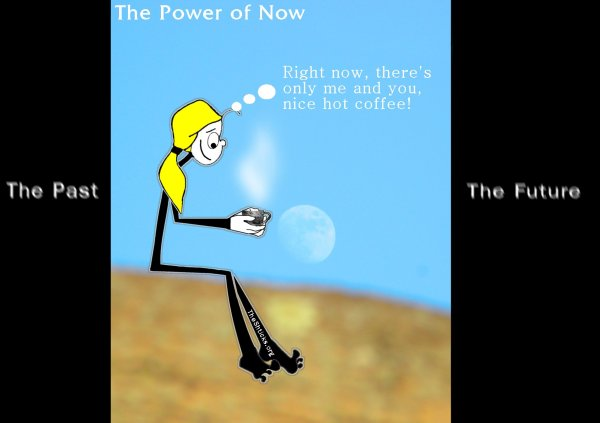The Power of Now The Shticks
