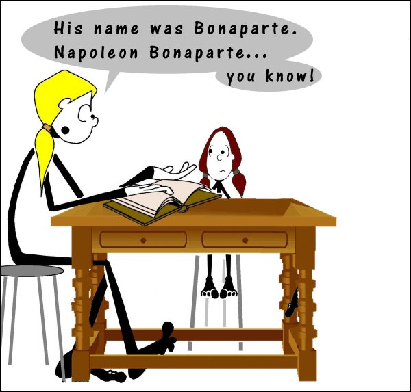 Napoleon Blownapart 2 the Shticks
