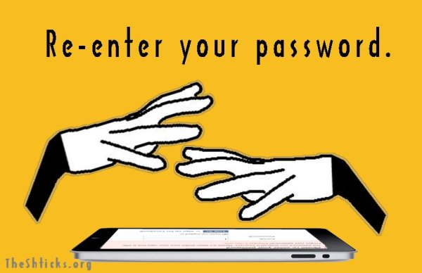 Passwords 2 The Shticks