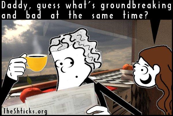 Groundbreaking 3 The Shticks