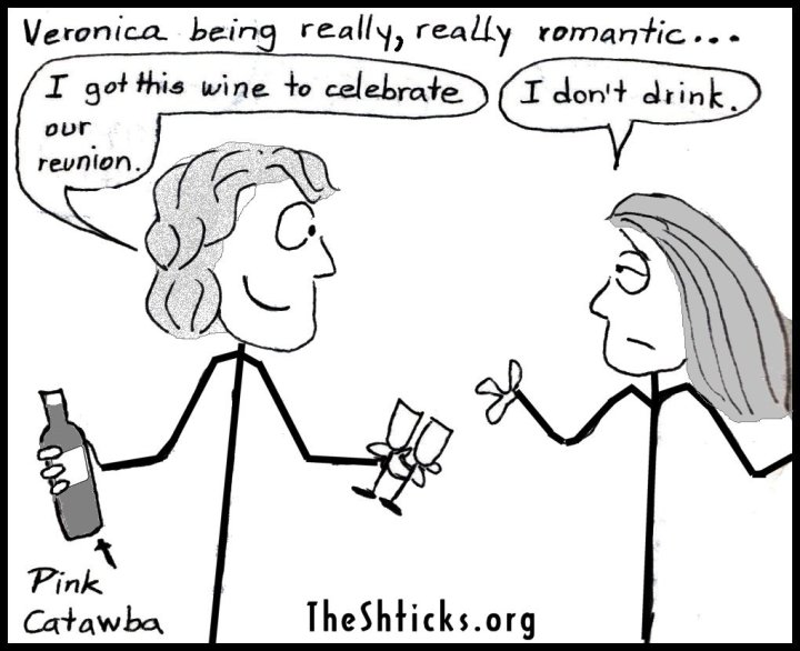 Romance The Shticks