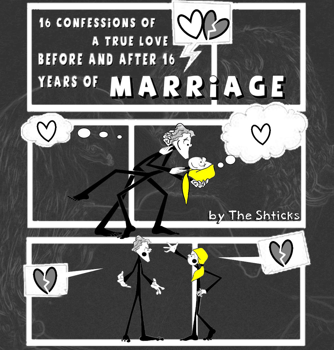 16 Confessions of a True Love Before and After 16 Years of Marriage COVER